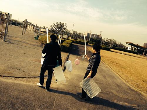 blog澤田&若佐