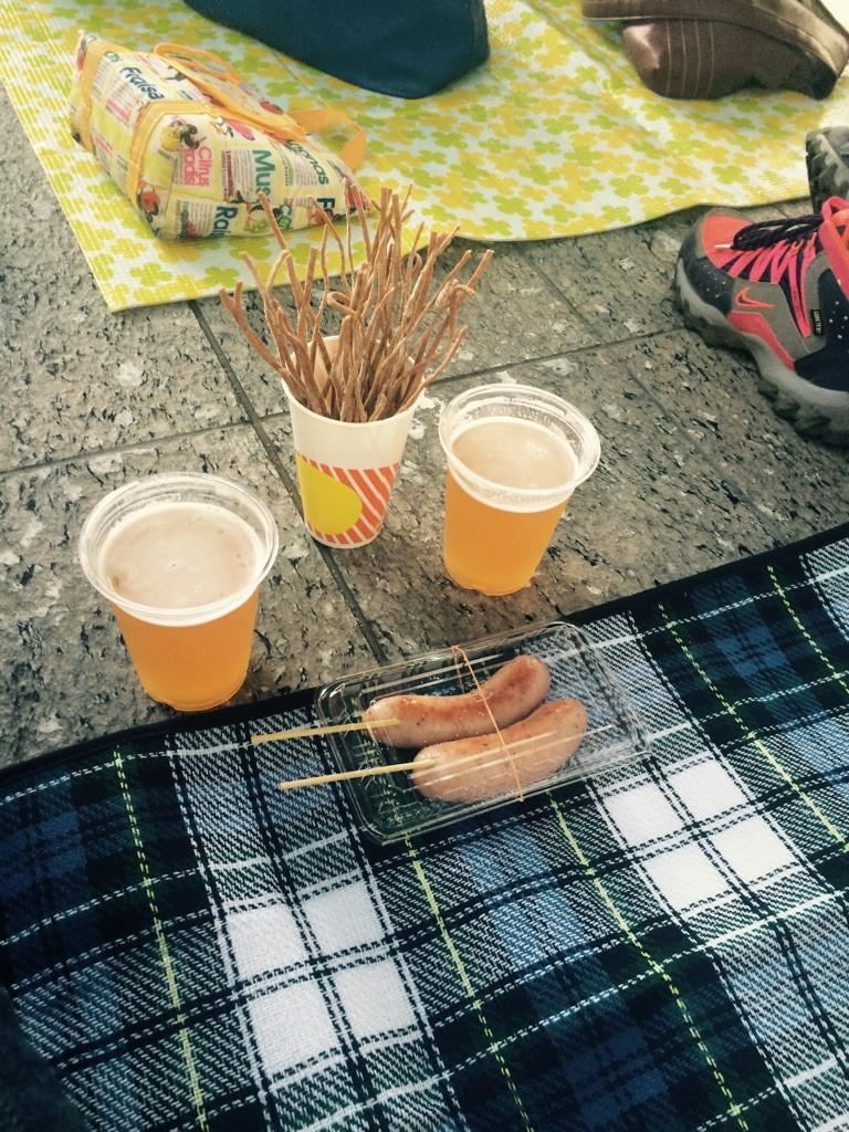 ビールフェア1
